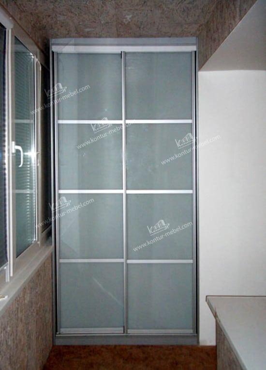 Шкафы-купе на балкон : шкафы-купе на лоджию 8.