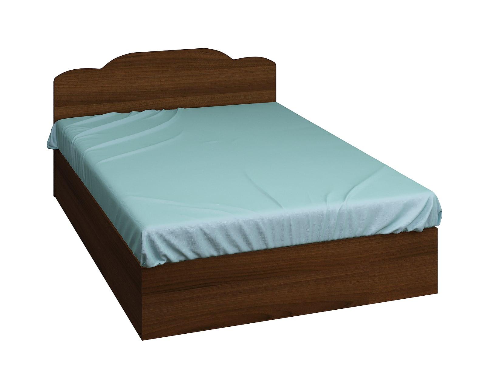 Кровать ЛДСП № 2