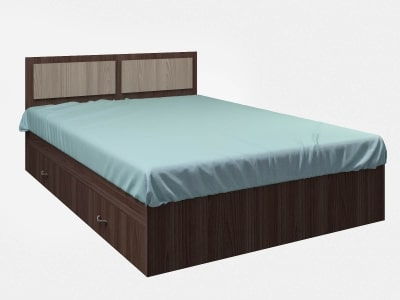 Кровать ЛДСП №3