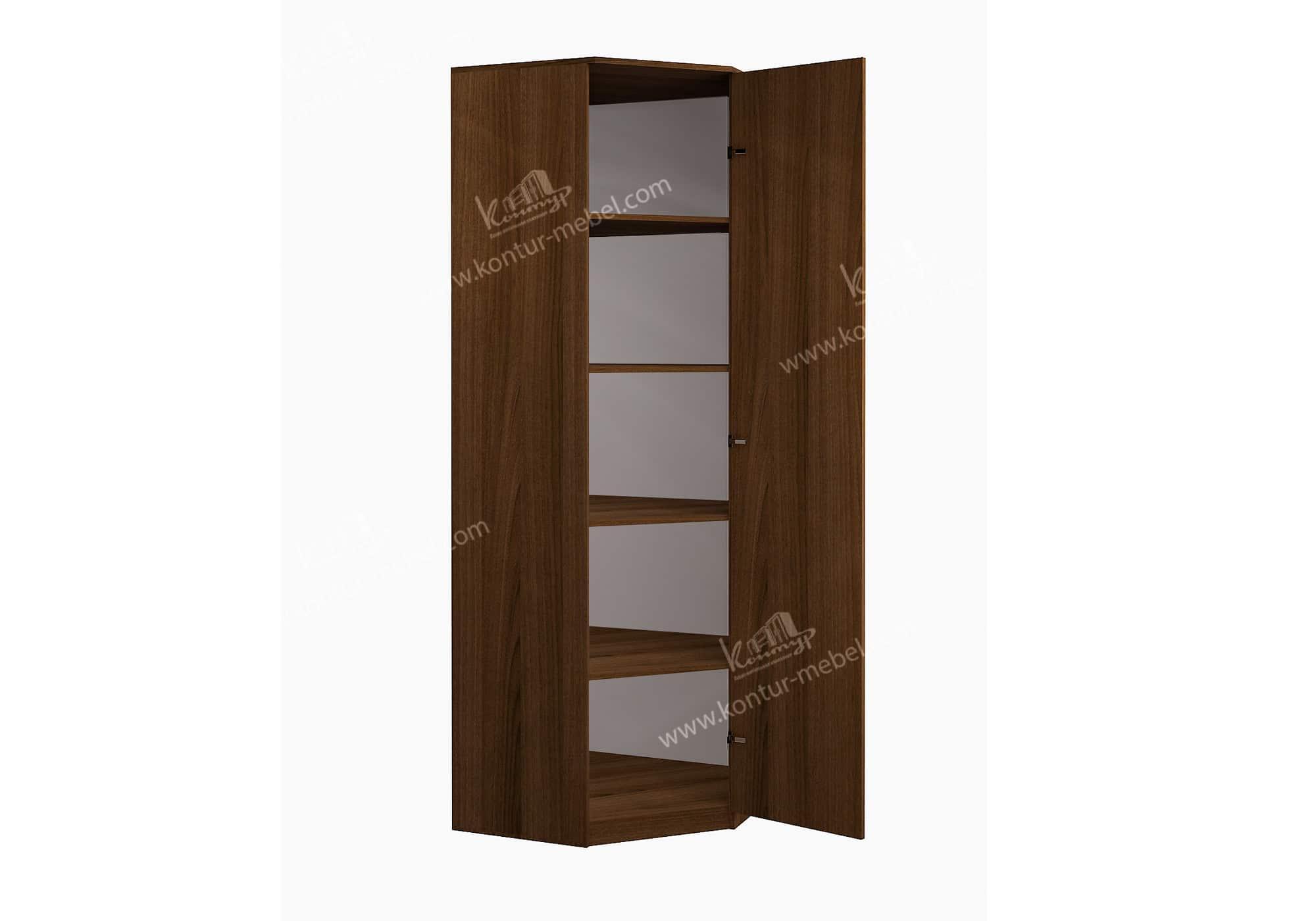 Шкаф угловой № 2