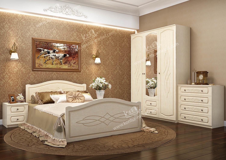 Спальня «София» МДФ