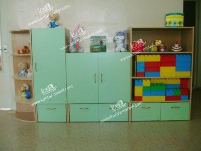 Мебель для детских садов на заказ