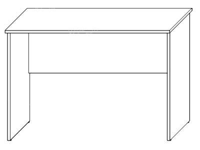 Cтол письменный № 2 (ширина-1,1м, глубина-0,6м)
